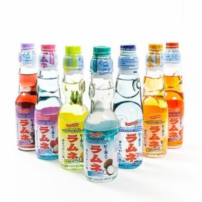 Nishimoto Shirakiku Ramune Drink, 6.76 oz