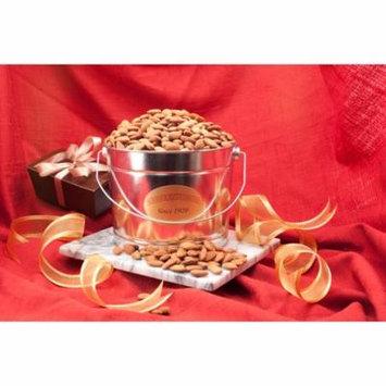 Salted Jumbo California Almonds (2 Pound Bucket)