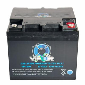 Viper VP-1200 12V 1200 Watt Battery for Lanzar OptiDrive OPTI2001D