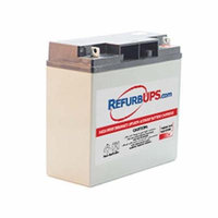 Panasonic LC-RC1217P - Brand New Compatible Replacement Battery