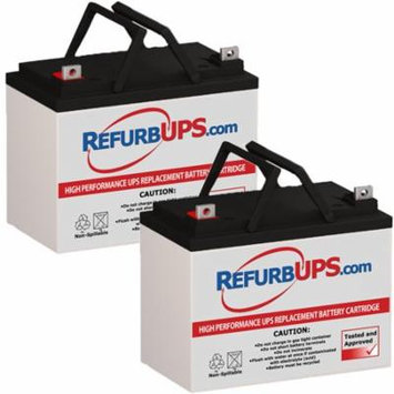 Tripp Lite SMART2000RMXL - Brand New Compatible Replacement Battery Kit