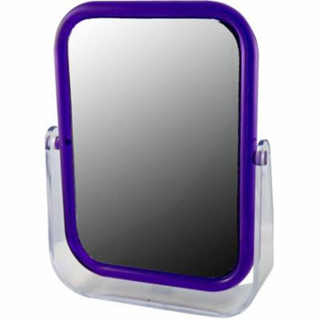 Goody 2-Sided Standing Mirror, Purple
