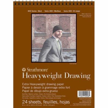 Strathmore - Drawing Paper Pad - 400 Series Heavy-weight - 11
