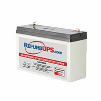 Emergi-Lite XS1REL - Brand New Compatible Replacement Battery