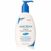 6 Pack Vanicream Liquid Basic Cleansing Gentle Facial Cleanser 8 oz Each