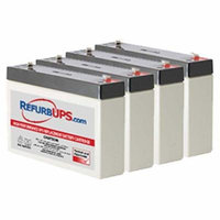 Eaton-MGE Pulsar Evolution 800 Rack - Brand New Compatible Replacement Battery Kit