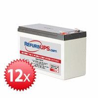 Emerson-Liebert GXT2 2000 UPS (GXT2-2000RT120) - Brand New Compatible Replacement Battery Kit