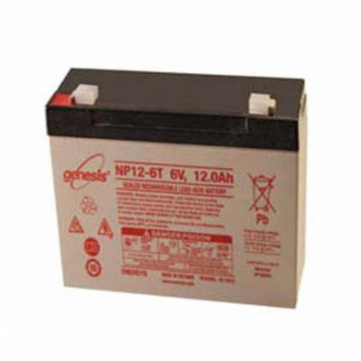 Brand New Genuine EnerSys NP12-6T Replacement Battery