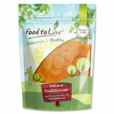 Food To Live ® Dried Apricots (1 Pound)