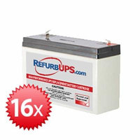 Exide NetUPS SE 3000 Rack Mount (SE3000RM) - Brand New Compatible Replacement Battery Kit