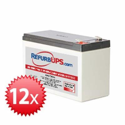 Emerson-Liebert GXT 2000 UPS (GXT2000RT120) - Brand New Compatible Replacement Battery Kit