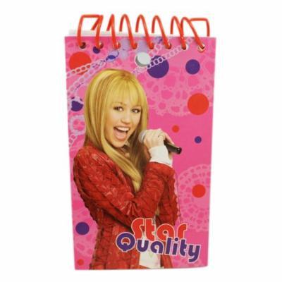 Disney's Hannah Montana Star Quality Spiral Flip Notepad
