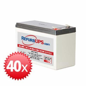 OPTI-UPS BP8000 - Brand New Compatible Replacement Battery Kit