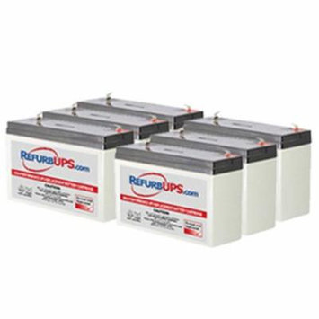 Emerson-Liebert UpStation 1400 UPS (UD1400) - Brand New Compatible Replacement Battery Kit