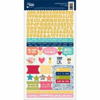 Chit Chat Chowder Cardstock Stickers 6