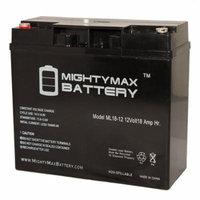 12V 18AH SLA Replacement Battery for Alien Bees Vagabond II
