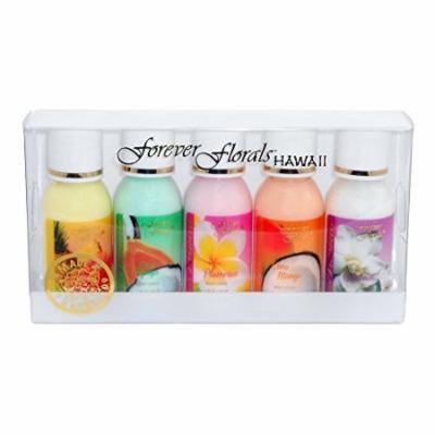 Forever Florals Gift lotion - 5 Bottles 1oz each