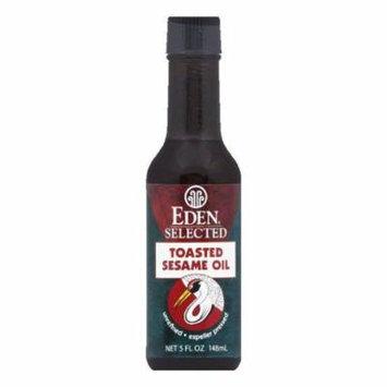 Eden Toasted Sesame Imported Oil, 5 OZ (Pack of 6)