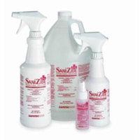 Safetec of America SaniZide Plus Surface Disinfectant Cleaner - 34815CS - 4 Each / Case