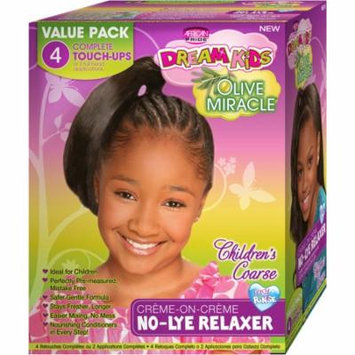 Dream Kids Olive Miracle Children's Coarse Creme-On-Creme No-Lye Relaxer