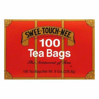 Swee Touch Nee Bags Orange Pekoe and Pekoe Cut Black Tea, 100 ea (Pack of 10)