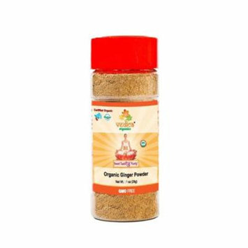 Vedica Organics Organic Ginger Powder Dehydrated
