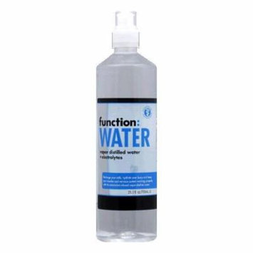 Function Drinks Sport Drinking Water Cap, 25.3 FO (Pack of 24)