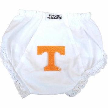 Tennessee Volunteers Eyelet Baby Diaper Cover