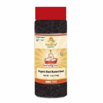 Vedica Organics Organic Mustard Black