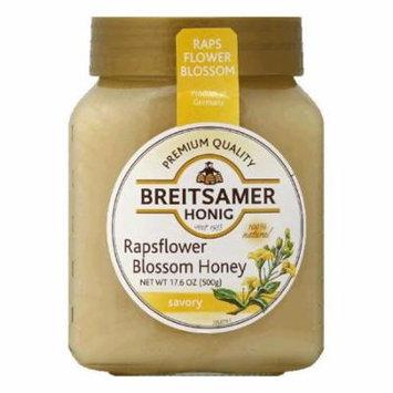 Breitsamer Honey Raps Flower Creamy, 17.6 OZ (Pack of 6)