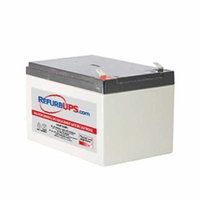 CSB GP12100A - Brand New Compatible Replacement Battery