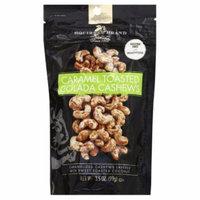 Squirrel Brand Caramel Toasted Colada Cashews, 3.5 Oz (Pack of 6)