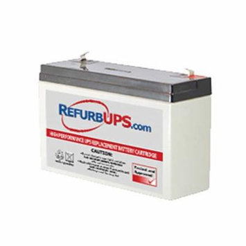Emergi-Lite 6LSM3 - Brand New Compatible Replacement Battery