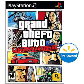 Rockstar Games Grand Theft Auto: Liberty City Stories (Playstation 2)