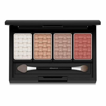 Doucce Freematic Eye Shadow Palette, Island Hideout, 5.6 Gram