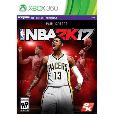 Take 2 Interactive NBA 2K17 - Pre-Owned (Xbox 360)
