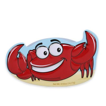 Sugar-Free Mints in Crab Tins (24-Pack)