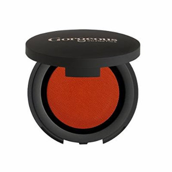 Gorgeous Cosmetics Colour Pro Eyeshadow, Pressed Powder, High Pigment Eyeshadow, Single in Compact with Mirror, Shade Orange