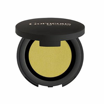 Gorgeous Cosmetics Colour Pro Eyeshadow, Pressed Powder, High Pigment Eyeshadow, Single in Compact with Mirror, Shade Buttercup