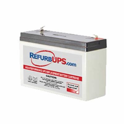 LightAlarms 6RPG3H - Brand New Compatible Replacement Battery