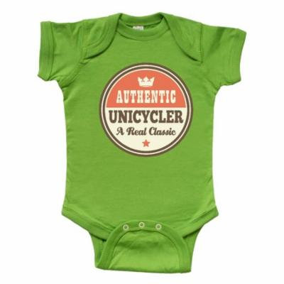 Unicycler Vintage Classic Infant Creeper