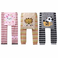 Wrapables® Baby & Toddler Leggings, Fun Times - 12 to 24 Months