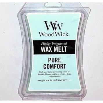 Woodwick Wax Melt 3 Oz. - Pure Comfort