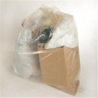 Petoskey Plastics FG-P9934-42 Can Liner - 55 Gallon HD Clear Trash Bags