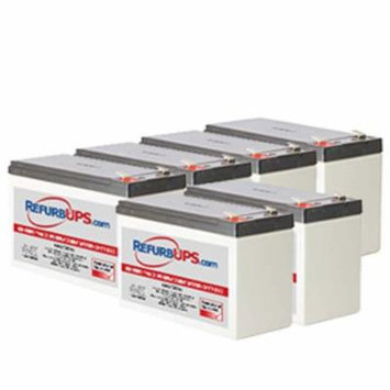 Ablerex JC2000 Replacement - Brand New Compatible Replacement Battery Kit
