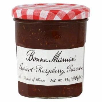 Bonne Maman Apricot Raspberry Preserves 13 oz Jars - Single Pack