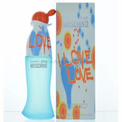 Moschino I Love Love Cheap and Chic For Women