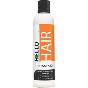 Hello Hair Daily Volumizing Shampoo, 8 fl oz