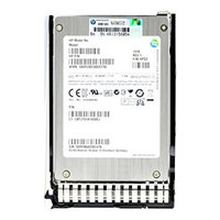 Hewlett Packard HEWLETT-PACKARD SP/Drv SSD 240GB 6G 2.5 SATA Ve Sc