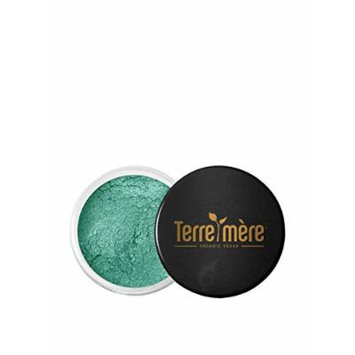 Terre Mere Cosmetics Mineral Eyeshadow, Malachite